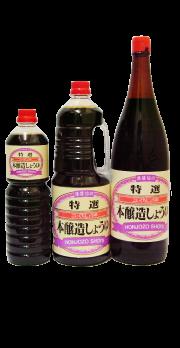 こくいちしょうゆ(本醸造・JAS特選)